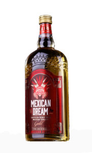 Текіла Mexican Dream Gold 38%, 0,7