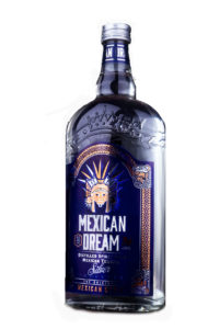 Текіла Mexican Dream Silver 38%, 0,7