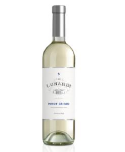 Вино Casa Lunardi Pinot Grigio delle Venezie IGT біле сухе  0.75л 12%