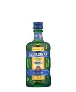 Becherovka Original 38%, 0,05 л
